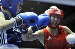На Зимнем стадионе определились боксерши-финалистки