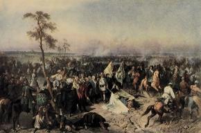 Петербург отмечает 300-летие Полтавской битвы