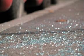 На Варшавской улице грабитель напал на женщину-водителя