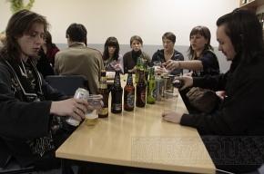 В России пьют все чаще