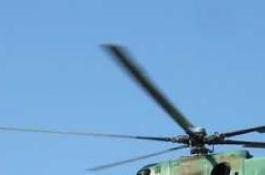 В Афганистане разбился российской вертолет