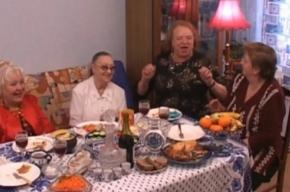 Питерские старушки на разогреве у Бритни Спирс