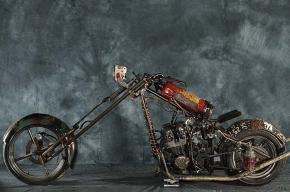 В «Гранд-Каньоне» - металлическая выставка