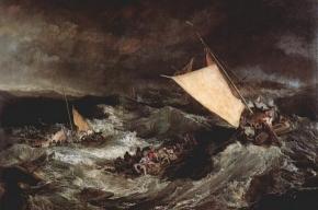 В Кронштадте можно увидеть историю кораблекрушений