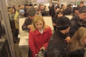 Внимание: на станциях «Чернышевская» и «Площадь Ленина» вход ограничен!