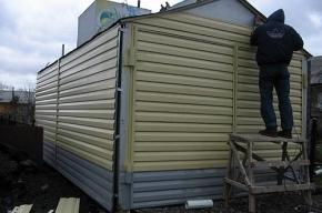 В Выборгском районе объявлен месячник «Красивый гараж»