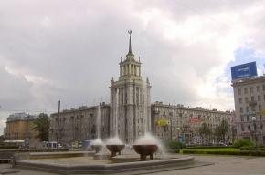 Московский, 190 - первый советский «небоскреб» в Петербурге