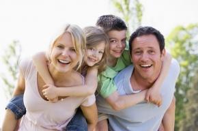 Большинство россиян довольны семейной жизнью