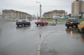 В ГИБДД назвали самые опасные дорожные участки Фрунзенского района