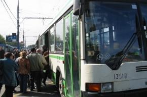 В Адмиралтейском районе изменятся три автобусных маршрута