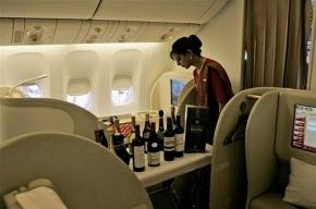 Общественная палата предлагает запретить продажу пива в самолетах и поездах