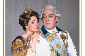 Александринский театр впервые покажет «Царицу»