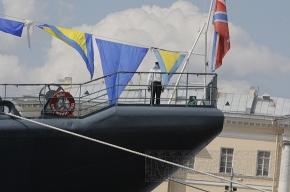 День ВМФ в Кронштадте: праздничная литургия, концерт и салют