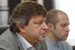 Федор Емельяненко и Вадим Финкельштейн подведут «масштабную» черту под «Трилогией»