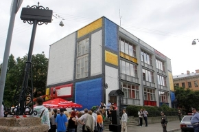 В Петербурге появилась граффити-гостиница