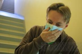 В Москве зафиксировали новый случай заражения «свиным гриппом»