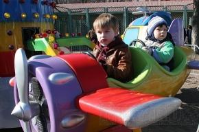 Карусели в Сосновке и в Удельном парке признали безопасными