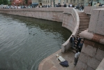 Фоторепортаж: «У Авроры утонул юноша - ФОТО с места событий»