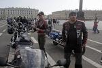 В Петербурге прошел фестиваль байкеров: Фоторепортаж