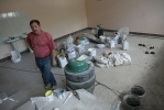 В Московском районе ремонтируют школы: Фоторепортаж