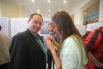 Фоторепортаж: «Закончилась встреча по «Охта-центру»»