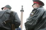 На Дворцовой площади прошел милицейский смотр: Фоторепортаж