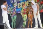 Фоторепортаж: «В Репино отметили день поселка концертом и салютом»
