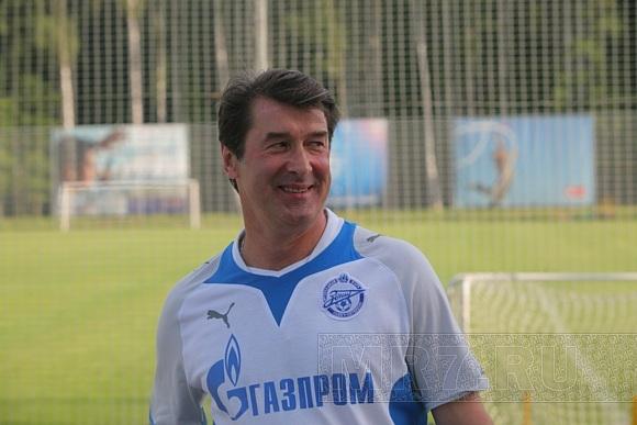 Анатолий Давыдов рассказал о будущем «Зенита»: Фото