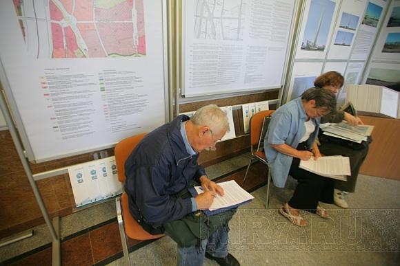 Закончилась встреча по «Охта-центру»: Фото