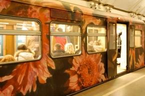 В петербургском метро разрешили фотографировать