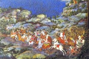 В Усть-Ижоре снова побили шведов