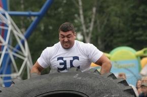 Во Фрунзенском районе - спортивный праздник