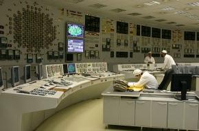 Из-за неисправности остановлен блок Ленинградской АЭС