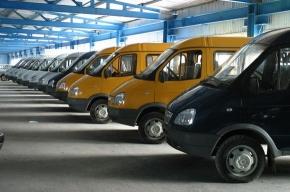 Сегодня снова забастовали водители маршрутных такси