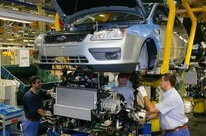 «Ford» в очередной раз останавливает конвейер во Всеволожске