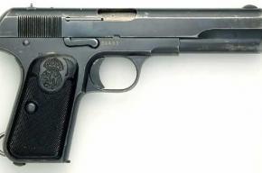 На Пражской улице у мужчины изъяли пистолеты и патроны