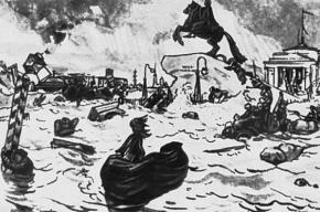 Сегодня «День рождения» петербургских наводнений