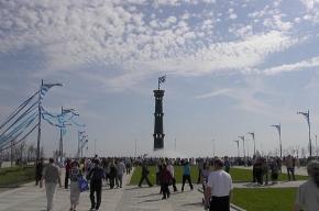 В парке 300-летия Петербурга построят храм