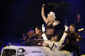 Мадонна и День ВДВ перекроют движение в городе