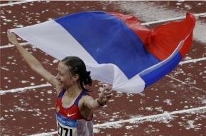 Чемпионат мира по легкой атлетике: Россия идет быстрее всех