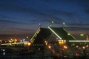 Время разводки мостов над Невой сократилось