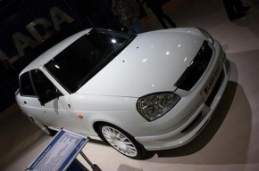 Lada Priora Sport - в продаже с 1 сентября