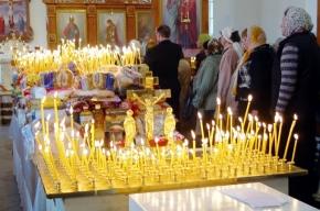 Петербургские храмы отслужат панихиды по погибшим в авиакатастрофе под Донецком