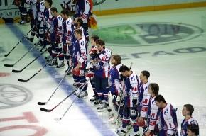 В Череповец вылетит 24 хоккеиста петербургского СКА