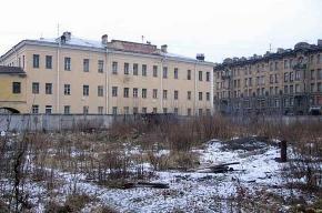 Началось строительство вестибюля «Звенигородской»