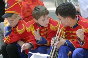 В Петербурге пройдет международный фестиваль молодежных оркестров