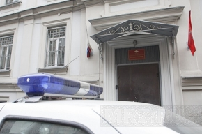 Помощник военного атташе Франции стал в Петербурге потерпевшим