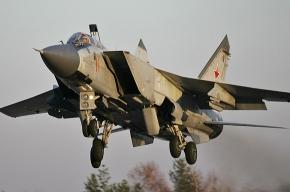 Четыре истребителя МиГ-31 распродали по 153 рубля за штуку