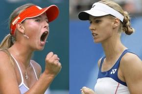 Финал теннисного турнира в Торонто: Шарапова против Дементьевой