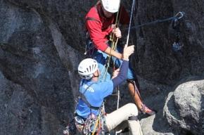 Братья Нефедовы: по психологической совместимости на скале мы лучшие партнеры